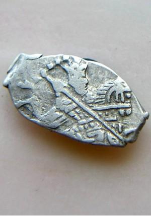 КОПЕЙКА АЛЕКСЕЯ МИХАЙЛОВИЧА (1663-1668)