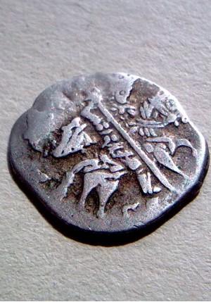 КОПЕЙКА ИВАНА ГРОЗНОГО (1547-1584)