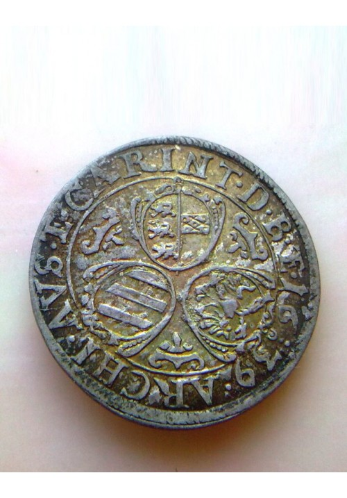 3 крейцера 1639 года С.Р.И. Фердинанд III (1658-1705)