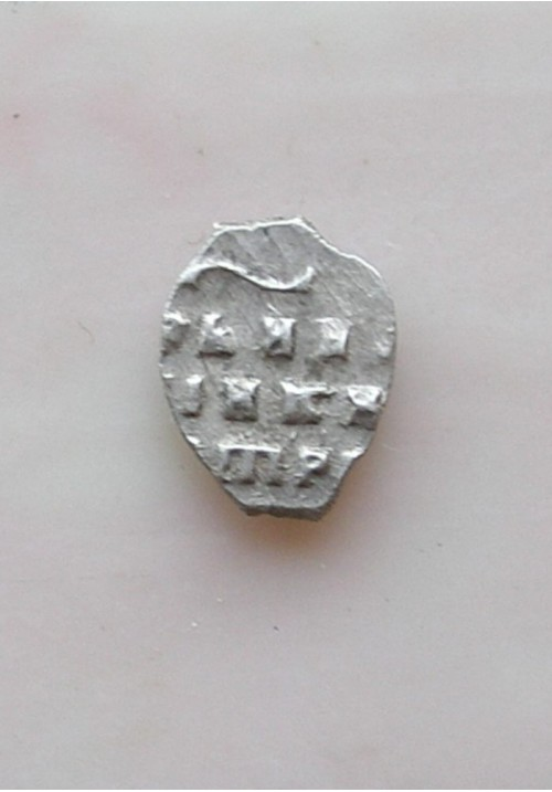 Копейка Петра 1 Алексеевича КГ 1659