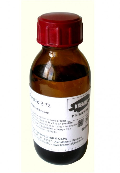 Паралоид Paraloid B-72 Ethylacetat, 100 мл.