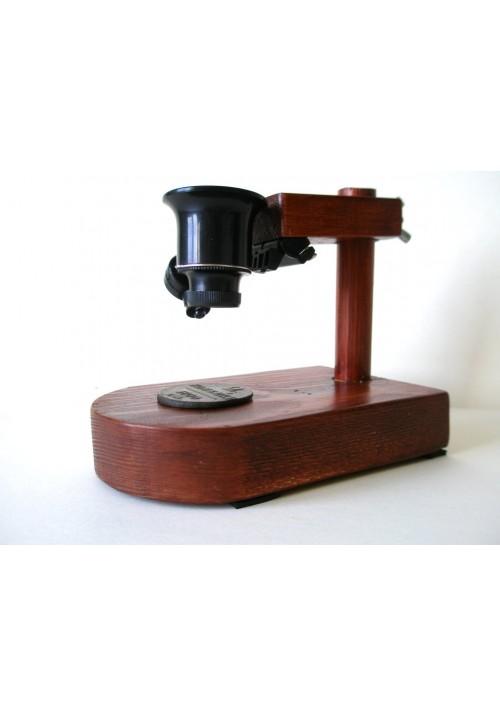 Настольный мини-микроскоп для механической чистки