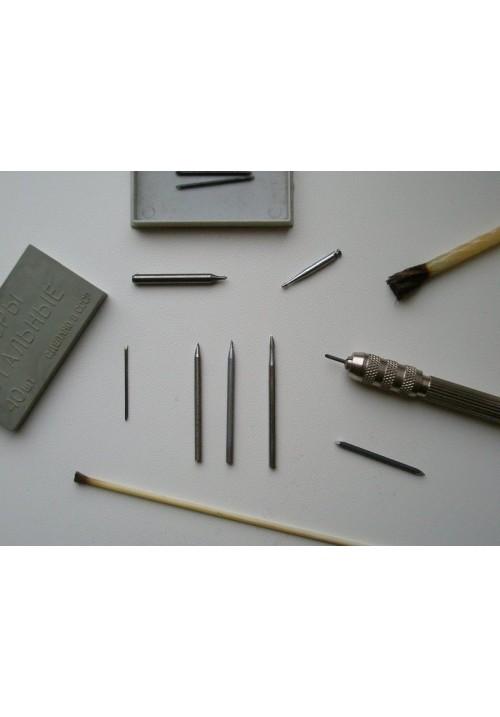 Базовый комплект для механической чистки монет, 15 предметов