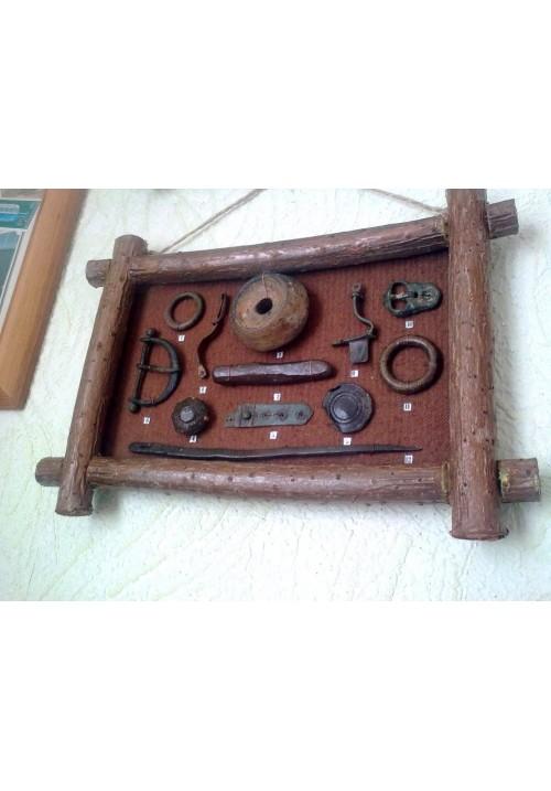 "Рамка ""Знаряддя праці Черняхівської культури II-IV ст. н.е."""