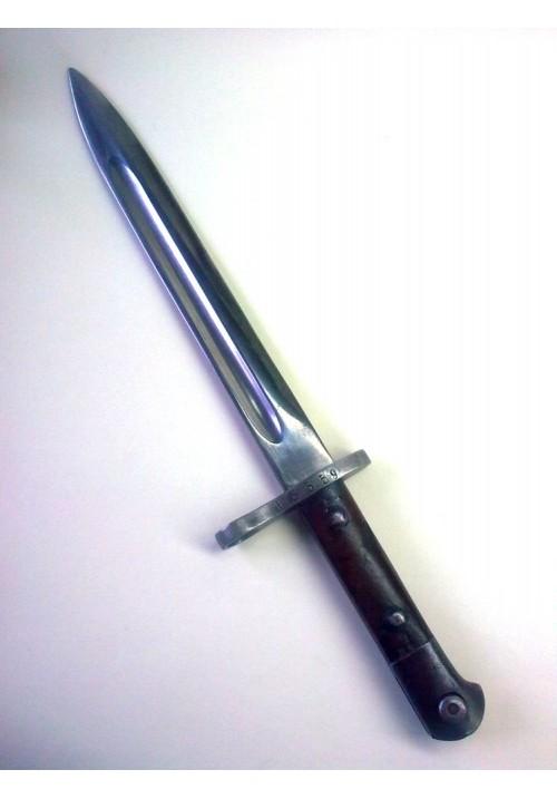 Штык - нож образца 1935 года к винтовке системы Маузера. Турция. Оригинал
